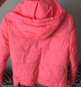Весенняя куртка для беременных новая