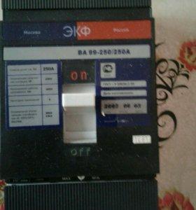 Выключатель автоматический ВА-99 250А