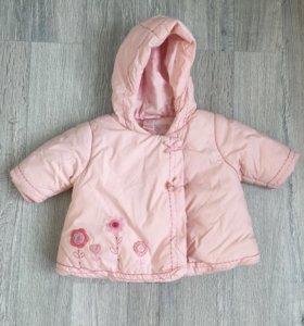 Курточка next на малышку