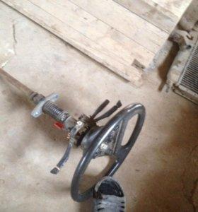 Стартер генератор радиатор
