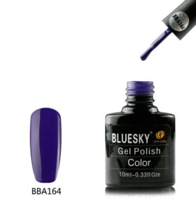 Гель лак Bluesky Gel Polish BBA-164