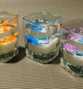 Гелевые свечи