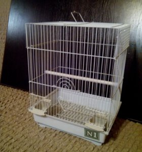 Клетка для малениких птиц