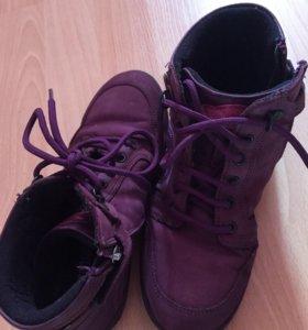 Ботинки девочке minimen 34