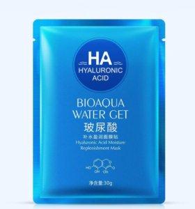 BIOAQUA тканевая маска с гиалуроновой кислотой