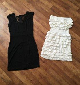 Платье женское с кружевом пакет одежды
