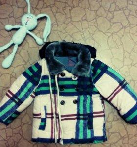Курточка детская новая