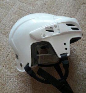 Шлем хоккейный flame L