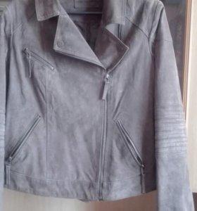Куртка _косуха нат замша 46—48