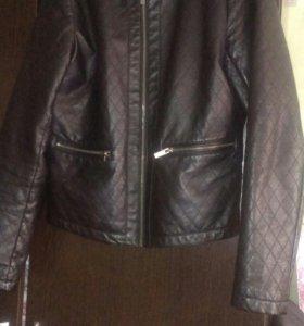 Куртка ик кожа
