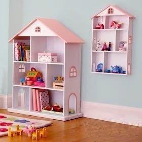 Домик для книг, кукол, игрушек