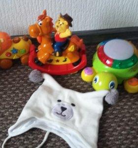 музыкальные игрушки 3