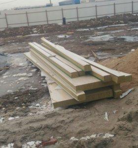 Остатки строительных материалов