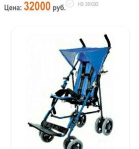 Продам детская инволидная коляска новая