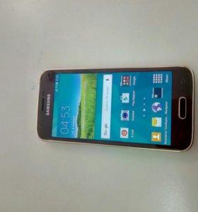 Samsung Galaxy S 5 mini состояние нового телефона.