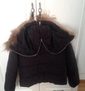 Куртка осень-зима,до минус 10 ходила ,не мерзла