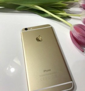Айфон 6 Plus 16 Gb, gold