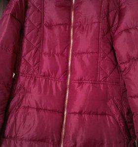 Куртка -пальто женская