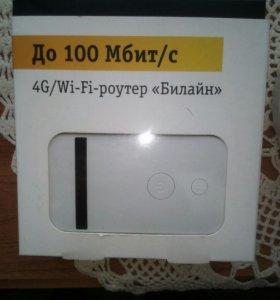 4g вай фай роутер