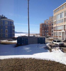 Апартаменты 50 ,4 м2, Золотой берег,