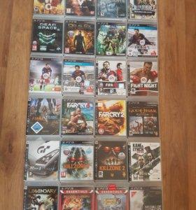 Игры PS3 (лицензия)