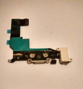Замена разъёма зарядки iPhone 5/5s