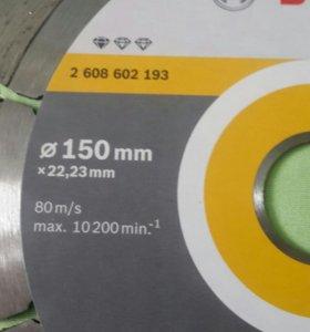 Алмазный диск Bosh Stf univeral 150-22,23