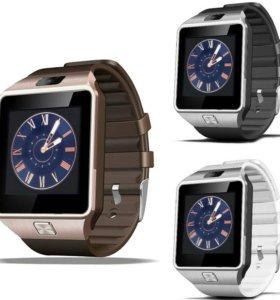 Умные часы (Smart Watch) DZ 09