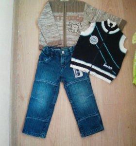 Одежда для мальчика 2,5-3 годика