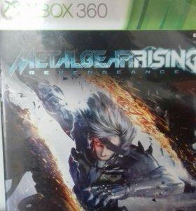 MetalGearRising xbox360