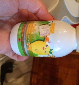 Омега-3 для детей от 3 лет