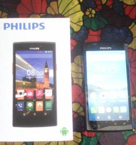 Смартфон PHILIPS S337