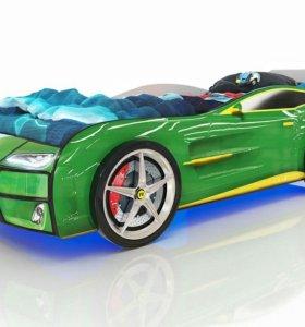 Кровать-машина Кидди