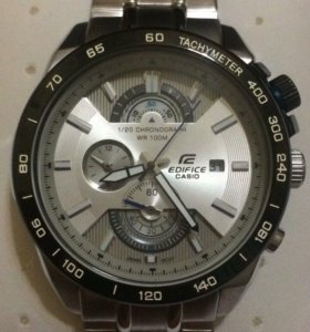 Часы CASIO Edifice. Новые.