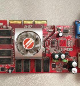 Видеокарта FX5600-8x DDR256Mb/128b