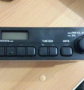 Радиоприемник toyota probox, succeed