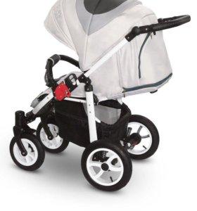 Новая коляска Verdi Fox