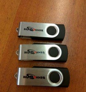 Продам новые USB флешки 128М