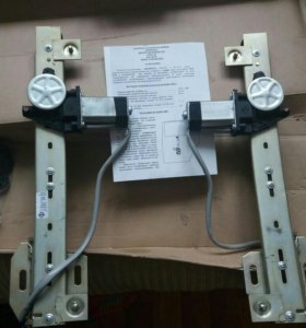 стеклоподъёмники ВАЗ 2110-2112
