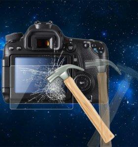 Бронированное стекло для Canon 650D, 750D