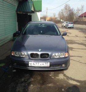 BMW 520i 2002год