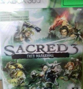 Sacred 3 xbox360