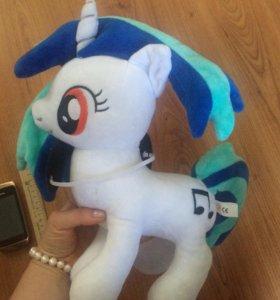 Пони Ди-Джей My Little Pony - DJ Pon-3