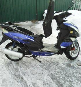 Ирбис rzr 150