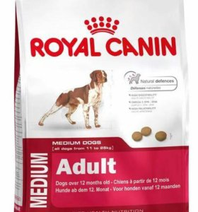 Royal Canin Medium Adult 20 кг