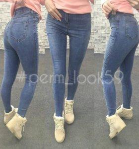 В наличии джинсы амениканки
