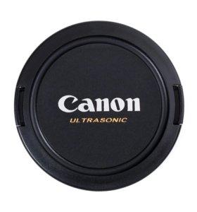 Крышка для объектива Canon Lens Cap 58 mm.