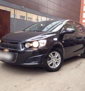 Chevrolet Aveo 2012г 1.6л Акпп
