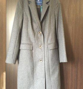 Новое пальто Yudashkin jeans