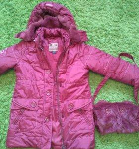 Пальто Alpex осень-зима